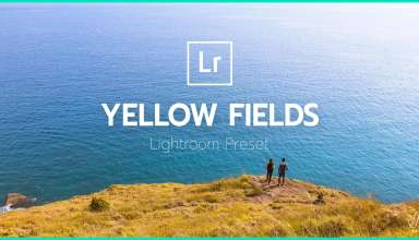 Yellow Fields Lightroom Preset