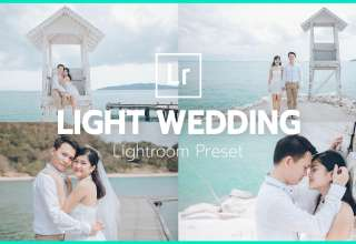 Light Wedding - Lightroom Preset