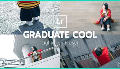 Graduate Cool - Lightroom Preset